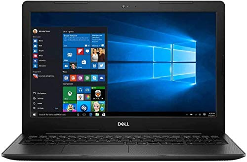 "Latest_Dell Inspiron 15 3000 Laptop, 15.6"" HD Anti-Glare LED-Backlit Narrow Border Display, Intel_Celeron N4020 Processor, 4GB RAM, 128GB SSD, Windows 10, Wireless+ Bluetooth, HDMI"