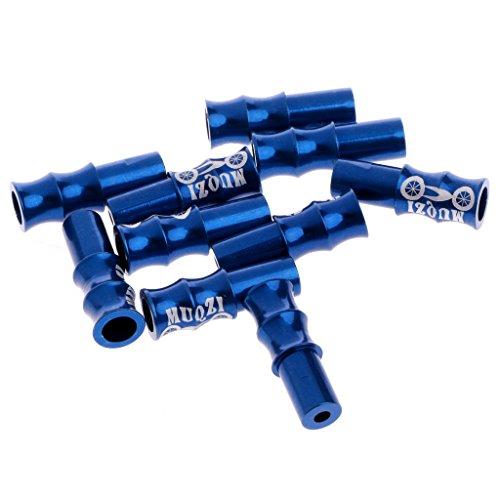 User 10 tapas protectoras para cable de freno de bicicleta, cables de cambio de velocidad, puntas de cambio de cables