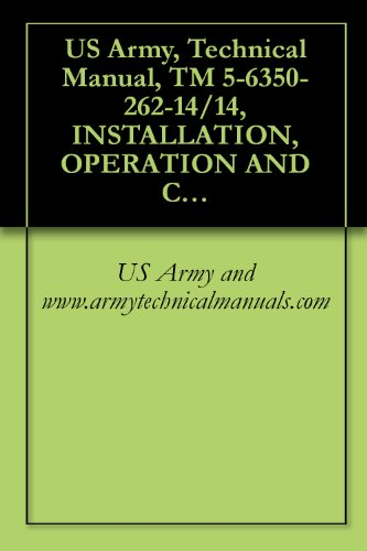 US Army, Technical Manual, TM 5-6350-262-14/14, INSTALLATION, OPERATION AND CHECKO PROCEDURES FOR JOINT-SERVICES INTERIOR INTRUSION DETECTION SYST, (J-SIIDS) (English Edition)