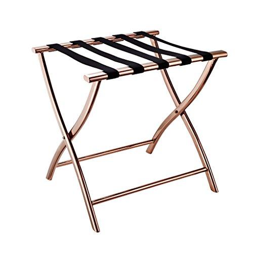 Purchase Folding luggage rack Folding luggage rack stainless steel Hotel luggage rack Room luggage r...