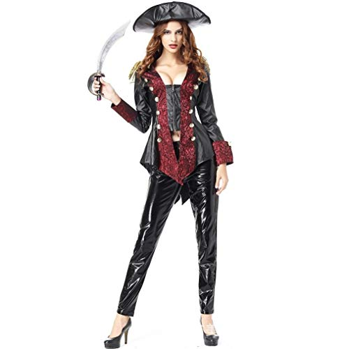 Shenme Disfraces Cosplay Trajes de Halloween for Las Mujeres, de Halloween Cosplay Atractivo de Cuero de imitacin de Vestuario Femenino Conjunto Uniforme