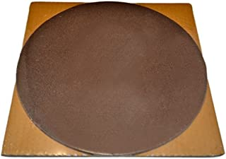 2 DISC PACK BY PEACHTREE WOODWORKING PW6086 12 CLOTH BACKED PSA ADHESIVE SANDING DISC 220 GRIT