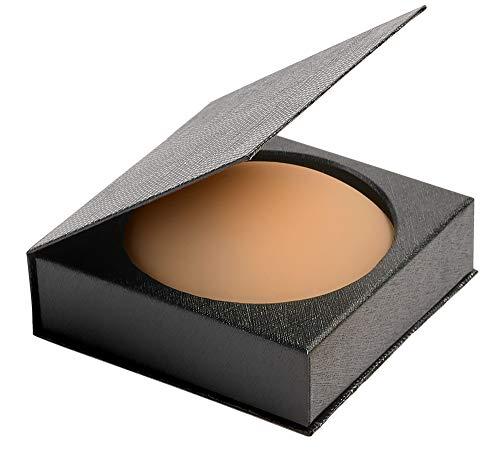 Nippies Skin ULTIMATE ADHESIVE NippleCovers Pasties & Travel Case - Caramel (Large)