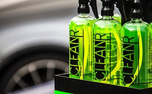 CLEANR by Rempp Premium Felgenreiniger (750ml) Säurefrei + Schonend + Effektiv + für alle Felgenarten + mit Citrus Duft