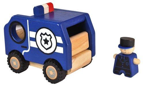 Diabolo Kids - Mini voiture de police