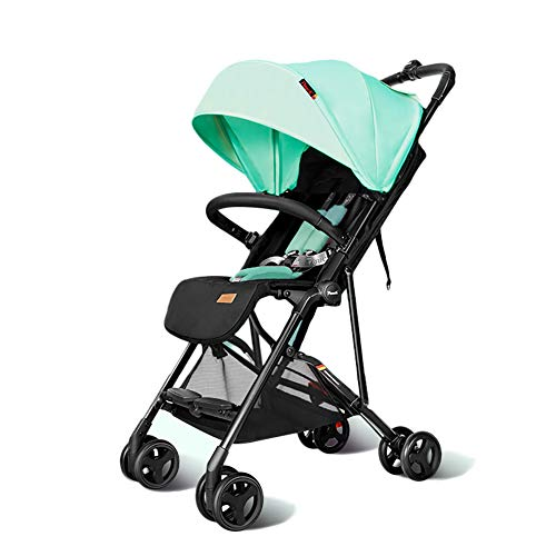 Lowest Prices! AMENZ Stroller Seat,Advanced Stroller,Twin prams, Extra Small Folding, One Hand Fold,...