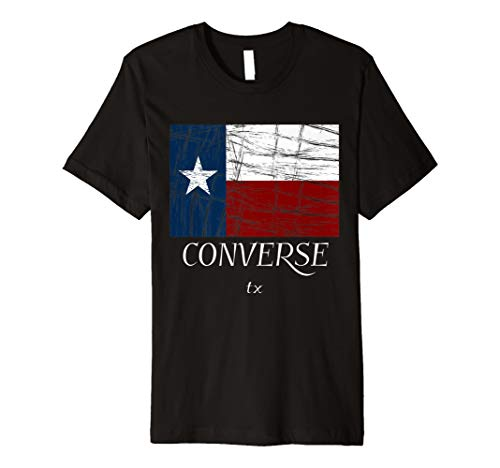 Converse TX–T-Shirt | Used, Vintage Texas Tee