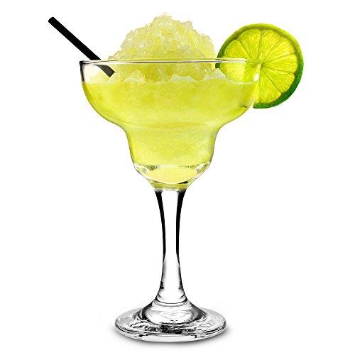 bar@drinkstuff Set da 6 ,City bicchieri da Margarita e Cocktail in confezione regalo 360 ml