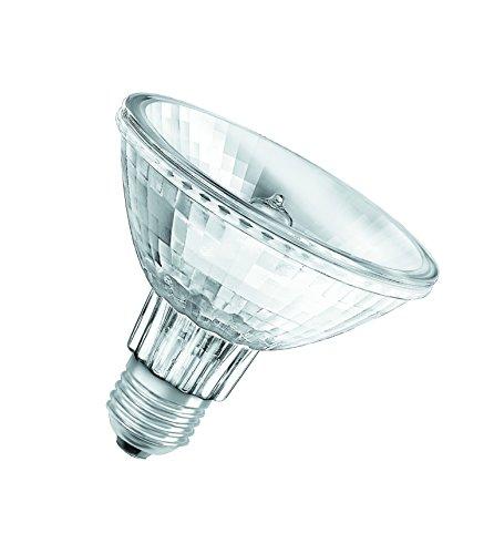 Osram Halopar 30 ALU 64841 FL. Halogenlampe Par 30 230v 75w 30º 2900k e27. 650 Lumen. 2.000 Stunden. 97 x 90mm