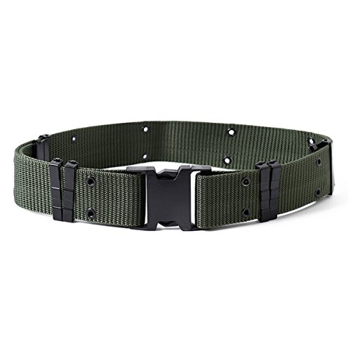 QMFIVE Outdoor Belt, Tactical Hu...