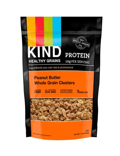 Kind Healthy Grains Clusters, Peanut Butter, 11 oz
