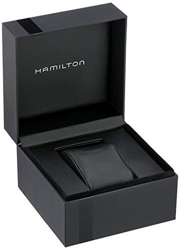 HAMILTON KHAKI FIELD HOMME 38MM ACIER INOXYDABLE BOITIER DATE MONTRE H69419363