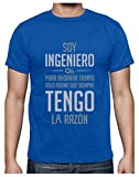 Green Turtle T-Shirts Camiseta para Hombre - Regalos para Ingenieros - Soy Ingeniero...