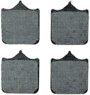 hinten Bremsbel/äge TRW MCB700EC f/ür APRILIA RSV 1000 Tuono R RP//RR 02-10