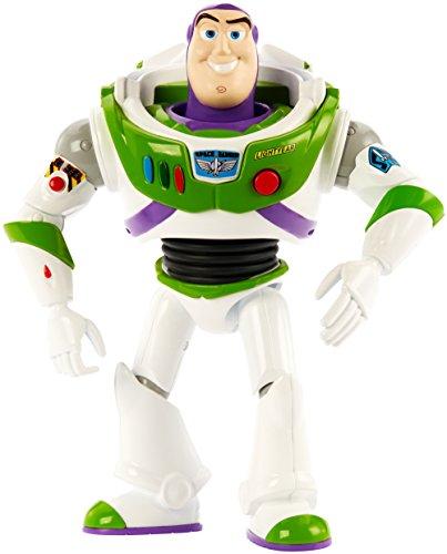 Image of Disney Toy Story Talking Buzz Figure