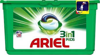 Our #7 Pick is the Ariel 3-in-1 Washing Capsules
