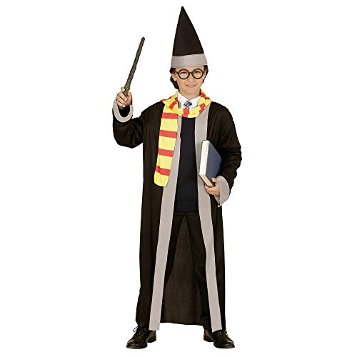 WIDMANN Disfraz de Mago Harry Potter Talla 8-10 Años