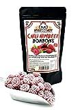 Chili Himbeer Bonbon extra scharf - 200 Gramm von RED DEVILS TASTE