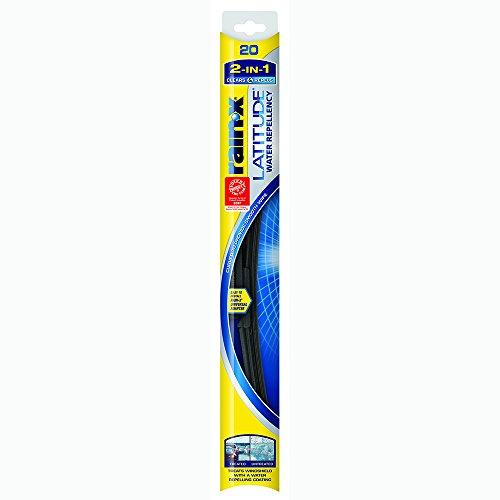 Rain-X Latitude 2-in-1 Water Repellency Wiper Blade