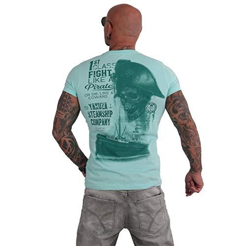 Yakuza Herren Pirates of The 893 T-Shirt