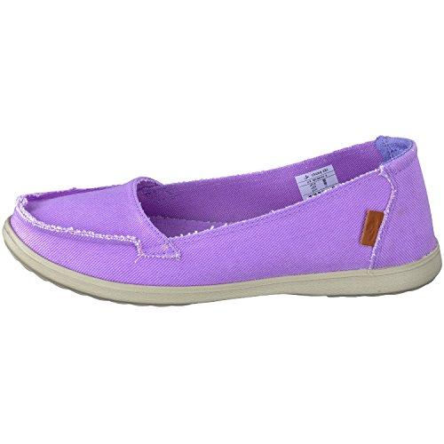 chung shi Damen Dux BEACH Espadrilles, Violett (Lavendel), 36.5 EU
