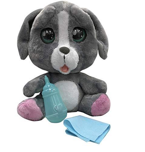 Cry Pet - Peluche con lagrimas reales, al que tendras que cuidar. Recomendado para niños/as a partir de 3 años (Famosa MTC00000)