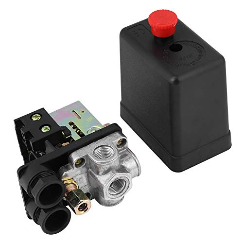 Easy to install air compressor pressure switch, air compressor switch control, for industrial equipment industrial accessories