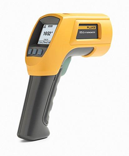 Termómetro IR de precisión con doble láser