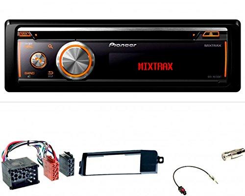 Pioneer DEH-X8700BT USB Autoradio Bluetooth MP3 WMA Einbauset für BMW E46