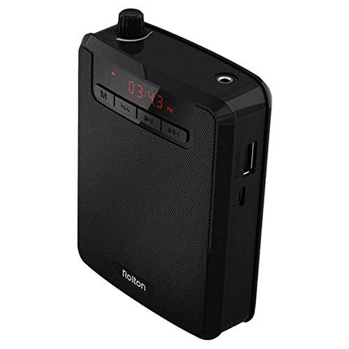 suudada Amplificatore Vocale Portatile K300 Che Insegna Clip da Cintura per Microfono