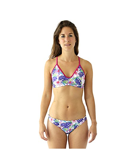 Turbo Bikini California (Mare) Mix & Match Swimkini - Top + Slip separat bestellbar (Slip 40 / Turbo 2XL)