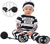 Spooktacular Creations Baby Prisoner Costume...