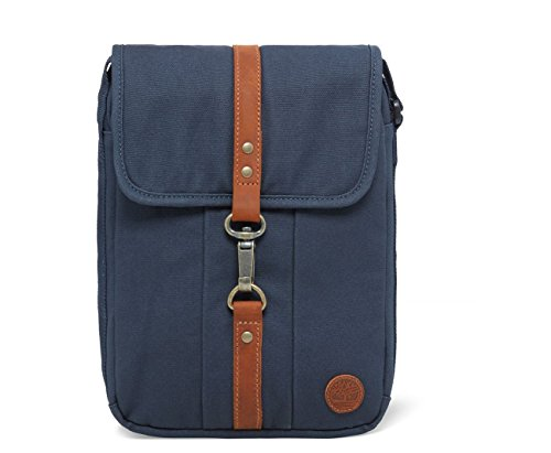 Timberland Herren Tasche A1CIF Walnut Hill Small Items Bag Blau