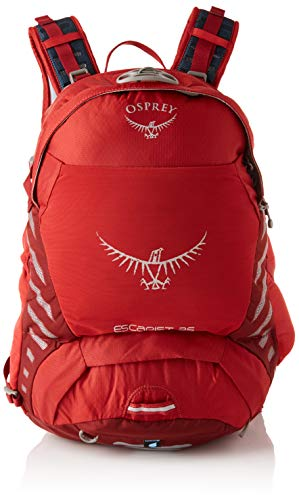 Osprey Escapist 25 Men Multi Sport Pack: Cayenne Red