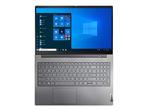 Lenovo ThinkBook 15 G2 Portátil Gris 39,6 cm (15.6') 1920 x 1080 Pixeles AMD Ryzen 7 16 GB DDR4-SDRAM 512 GB SSD Wi-Fi 6 (802.11ax) Windows 10 Pro ThinkBook 15 G2, AMD Ryzen 7, 2 GHz, 39,6