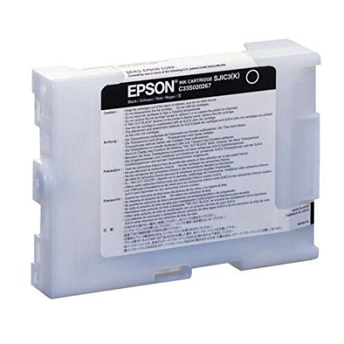 Epson C33S020267 inktcartridge zwart voor laserprinter TM-J2100