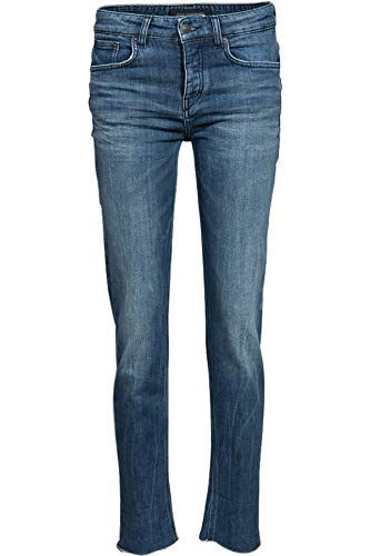 Drykorn Damen Jeans Free in Blau 31W / 34L