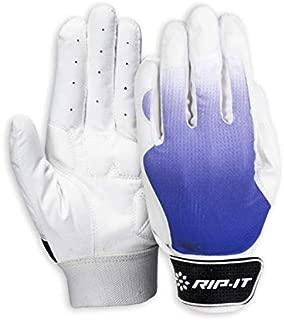 RIP-IT Girl's Blister Control Softball Batting Glove