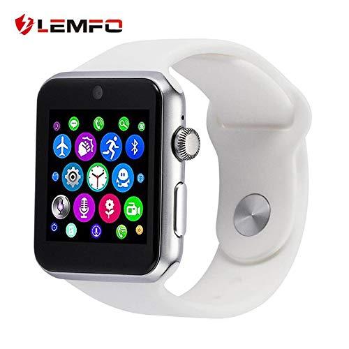 Yukiko LEMFO LF07 Smart Watch Support SIM Card Camera Remote Smart Watch
