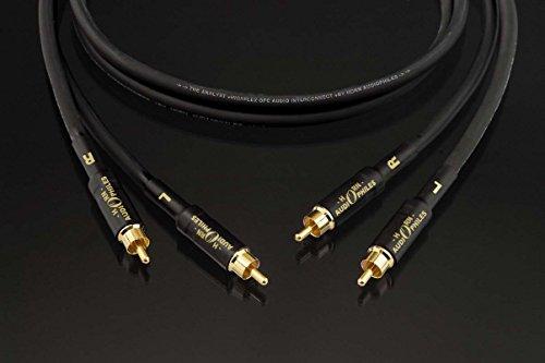 Horn Audiophiles The Analyst | Cinchkabel | Länge: 2 x 1,00 m