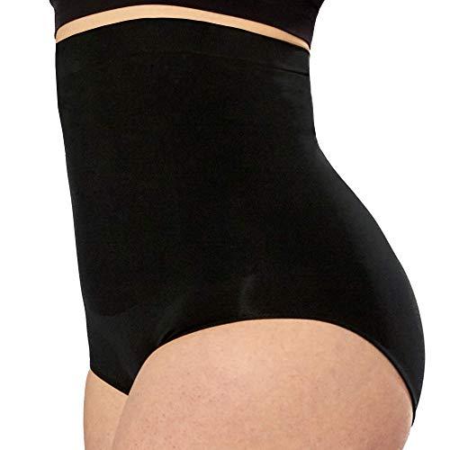 Shapermint Body Shaper Tummy Control Panty Shapewear for Women Black