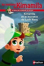 livre CP avis Kimamila et le Monstre du Loch Ness