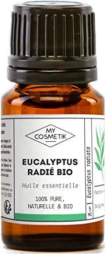Huile essentielle d'Eucalyptus radié BIO - MyCosmetik- 10 ml