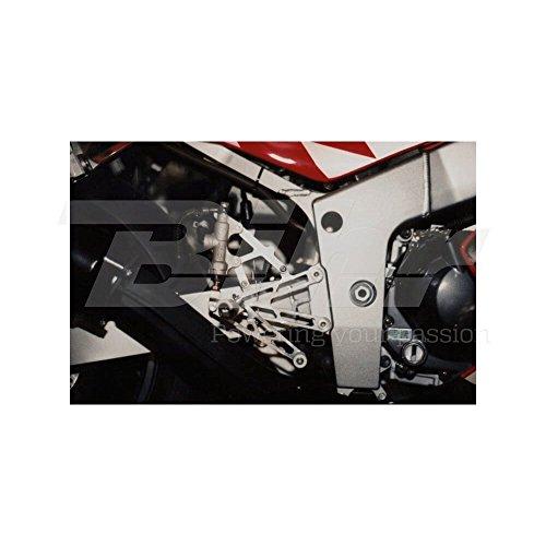 Repose-pieds moto retardé ZX6 / 7R / '91 -'98 LSL ZXR750 110K050