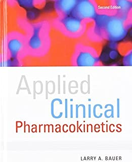 Applied Clinical Pharmacokinetics by Larry Bauer (2008-06-24)