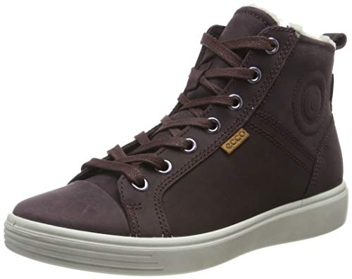 ECCO Damen S7 Teen Hohe Sneaker, Violett (Fig 2385), 38 EU