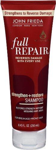 John Frieda Full Repair Strengthen and Restore Shampoo,8.45 Fluid Ounce by John Frieda