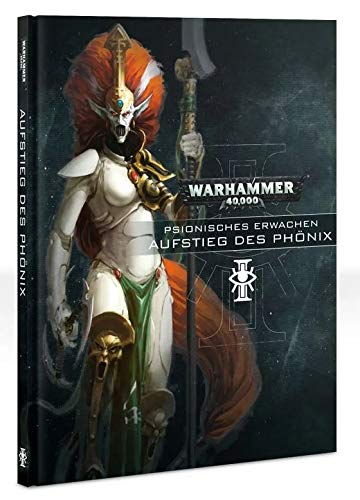 Games Workshop Psychic Awakening Aufstieg des Phönix (Deutsch) Craftworlds Drukhari Harlequins Dark Eldar
