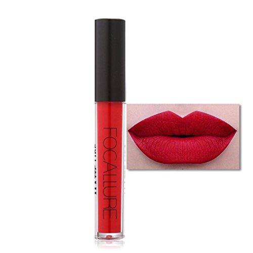 15 Colores Profesional Mate Pintalabios de Maquillaje Larga Duracion para Niñas por...
