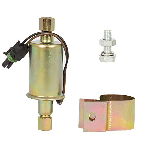 Aftermarket Replacement Diesel Electric Fuel Pump w/Installation Kit Compatible with C/K Pickup Truck Suburban Van 6.2L 6.5L 25115224